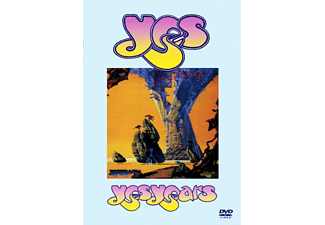 Yes - Yes Years (DVD)