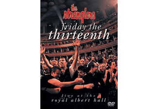 The Stranglers - Friday The Thirteenth - Live At The Royal Albert Hall (DVD)