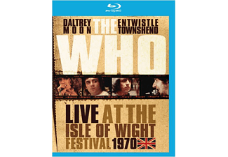 The Who - Live at the Isle of Wight Festival 1970 (Blu-ray)