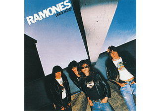Ramones - Leave Home - Expanded & Remastered (CD)
