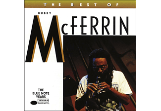 Bobby Mcferrin Best Of Bobby Mcferrin Jazz/Blues CD