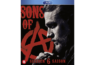 Sons Of Anarchy - Seizoen 6 | Blu-ray