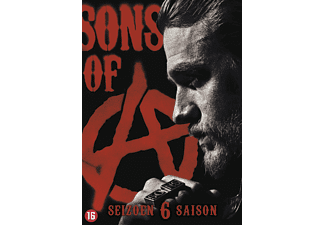 Sons Of Anarchy - Seizoen 6 | DVD