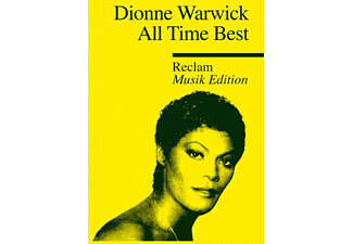 Dionne Warwick - All Time Best - Reclam Musik Edition 34 [CD]