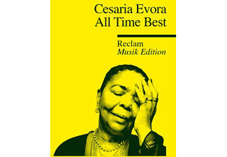 Evora Cesaria - All Time Best - (CD)
