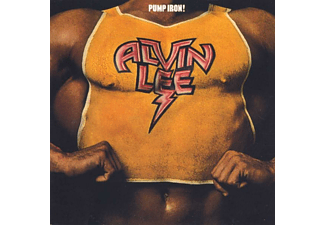 Alvin Lee - Pump Iron - (CD)