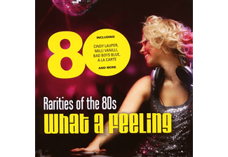 "VARIOUS - Rarities Of The 80's ""What A Feeling"" [CD]"