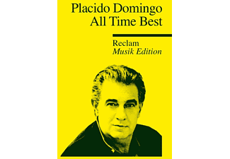 Plácido Domingo - All Time Best - Placido Domingo [CD]