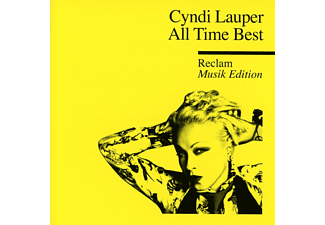 Cyndi Lauper - All Time Best - Reclam Musik Edition 36 [CD]