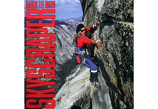 David Lee Roth - Skyscraper (CD)