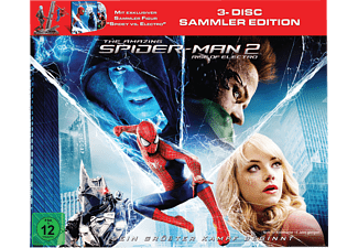 The Amazing Spider-Man 2™: Rise of Electro (Special Edition inkl. Figur, DVD und Digital HD) [Blu-ray]
