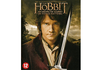 The hobbit - An unexpected journey Blu-ray