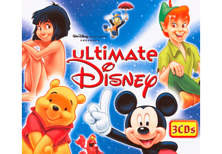 VARIOUS - The Ultimate Disney Box [CD]
