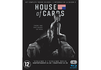 House Of Cards - Seizoen 2 | Blu-ray