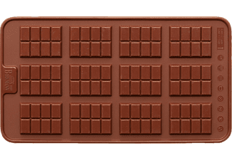 RBV BIRKMANN 251762 Chocolate Bars 2-tlg. Silikonmatten-Set