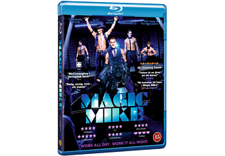 Magic Mike Komedi Blu-ray