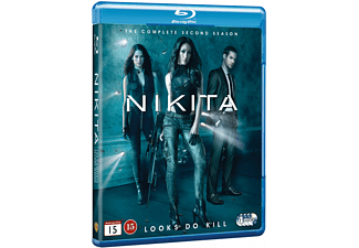 Nikita S2 Action Blu-ray