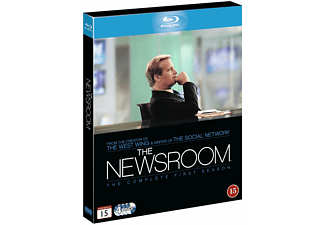 The Newsroom S1 Drama Blu-ray