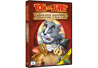 Tom and Jerry: House Pests Barn DVD
