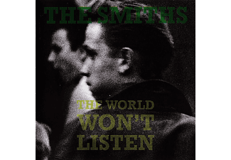 The Smiths - The World Won't Listen (CD)