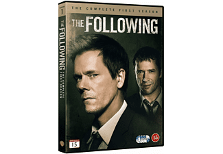 The Following S1 Thriller DVD