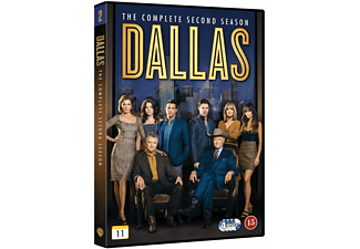 Dallas S2 Drama DVD