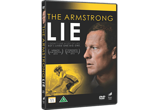 The Armstrong Lie Dokumentär DVD