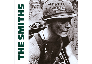 The Smiths - Meat Is Murder (CD)