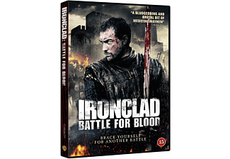 Ironclad 2 - Battle for Blood Äventyr DVD