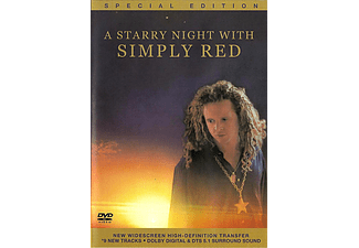 Simply Red - A Starry Night With Simply Red (DVD)