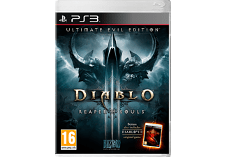 Diablo 3: Ultimate Evil Edition PS3