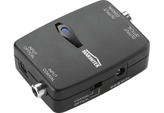 MARMITEK Connect TC22 Digital Audio Converter Toslink to Coaxial