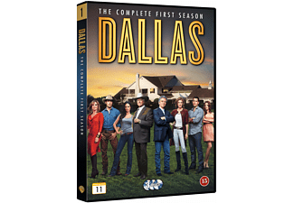 Dallas S1 Drama DVD