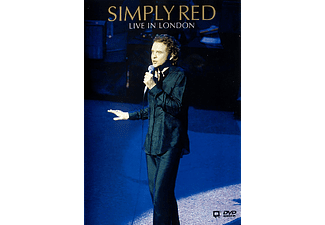 Simply Red - Live in London (DVD)