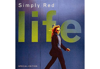 Simply Red - Life - Special Edition (CD)