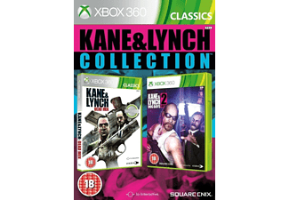 Kane and Lynch Collection Xbox 360