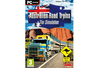Australien Road Trains PC