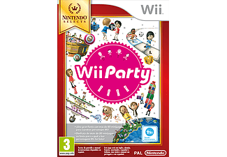 Wii Party - Selects Wii