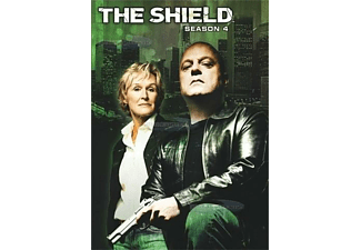 The Shield S4 Drama DVD