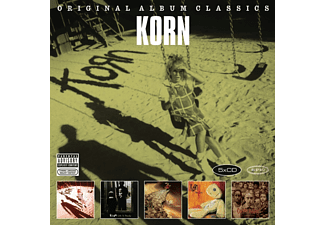 Korn - Original Album Classics [CD]