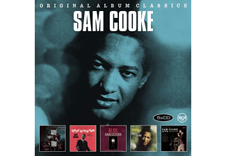 Sam Cooke - Original Album Classics [CD]