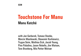 Manu Katché - Touchstone For Manu [CD]