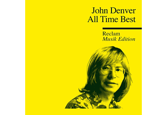 John Denver - All Time Best - Reclam Musik Edition [CD]