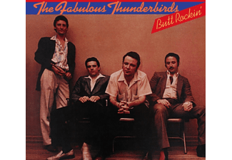 The Fabulous Thunderbirds - Butt Rockin' [CD]