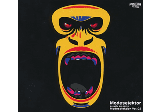 Modeselektor Proudly Presents - Modeselektion Vol.2 [CD]