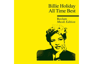 Billie Holiday - All Time Best - Reclam Musik Edition [CD]