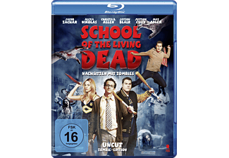 School of the Living Dead [Blu-ray]