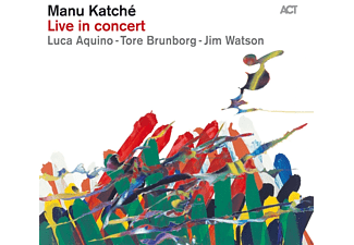 Manu Katché - Live In Concert [CD]