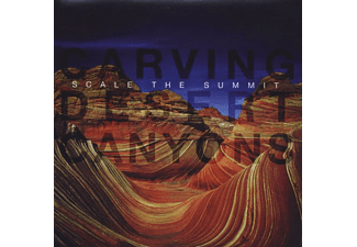Scale The Summit - Carving Desert Canyons [CD]