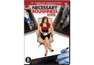 Necessary Roughness - Seizoen 1 | DVD